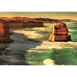 Puzzle Great Ocean Road, Australia
