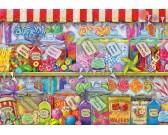 Puzzle Sklep cukierniczy