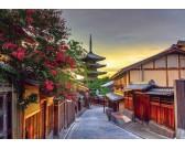 Puzzle Pagoda w Kioto, Japonia