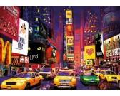 Puzzle Times Square - PUZZLE ŚWIECĄCE