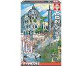 Puzzle Rzym - MINI PUZZLE