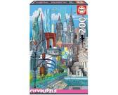 Puzzle New York - MINI PUZZLE