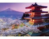 Puzzle Fuji, Japonia
