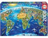 Puzzle Bogactwa Ziemi