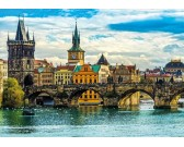 Puzzle Widok na Pragę