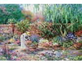 Puzzle Piękny ogród - XXL PUZZLE