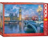 Puzzle Wielkanoc w Londynie