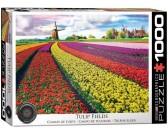 Puzzle Pole tulipanów