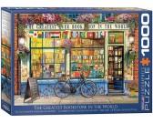 Puzzle Najlepsza księgarnia na świecie