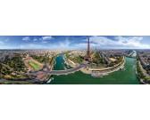 Puzzle Paryż - PUZZLE PANORAMICZNE