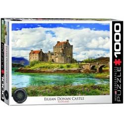 Puzzle Eilean Donan, Szkocja