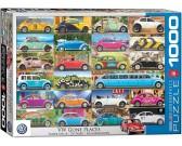 Puzzle Volkswagen Beetle