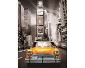 Puzzle Taxi w Nowym Jorku
