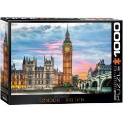 Puzzle Big Ben w Londynie