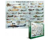 Puzzle Samoloty z I Wojny Światowej
