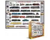 Puzzle Historia kolei żelaznej