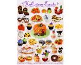 Puzzle Słodkości na Halloween