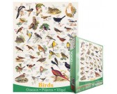 Puzzle Ptaki