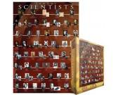 Puzzle Sławni naukowcy