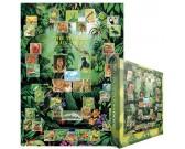 Puzzle Las tropikalny
