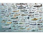 Puzzle Historia lotnictwa wojskowego