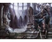 Puzzle Ukryty w ciemnej świątyni