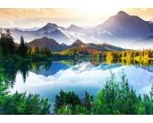 Puzzle Jezioro w górach