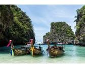 Puzzle Wybrzeże Tajlandii