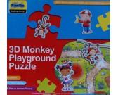 Puzzle Małpi park - PUZZLE DLA DZIECI
