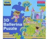Puzzle Baletnica - PUZZLE DLA DZIECI