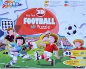 Puzzle Moja pierwsza piłka nożna - PUZZLE DLA DZIECI