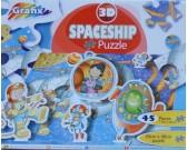 Puzzle Przestrzeń kosmiczna - PUZZLE DLA DZICI