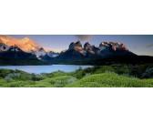 Puzzle Torres del Paine - PUZZLE PANORAMICZNE