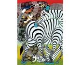 Puzzle Zebry