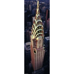 Puzzle Budynek Chryslera - PUZZLE WERTYKALNE