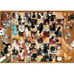 Puzzle Szachy