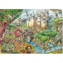 Puzzle Bajki