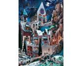 Puzzle Zamek z horroru