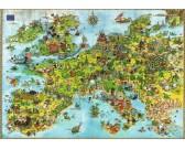 Puzzle Wspólnota smoków europejskich