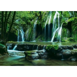 Puzzle Wodospady