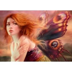 Puzzle Skrzydła motyli