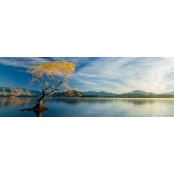 Puzzle Jezioro Wanaca - PUZZLE PANORAMICZNE