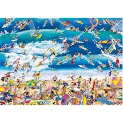 Puzzle Surfowanie