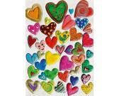 Puzzle Kolaż z serc
