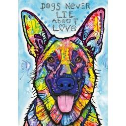 Puzzle Pies nigdy nie kłamie