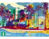 Puzzle I love Miami