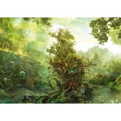 Puzzle Tropikalne drzewo