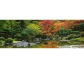 Puzzle Ogród japoński - PUZZLE PANORAMICZNE