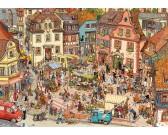 Puzzle Targowisko - TRIANGULAR PUZZLE