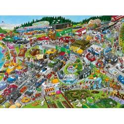 Puzzle Korek